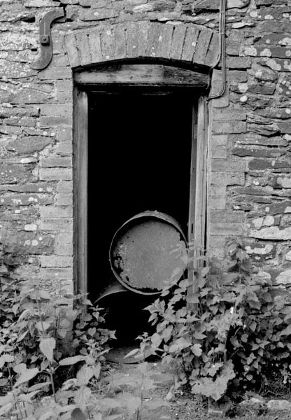 "\""Drums in Doorway\"" by Willmer"