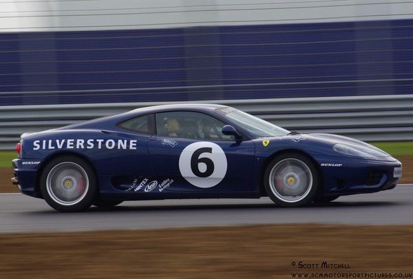 Ferrari 360 by motorsportpictures