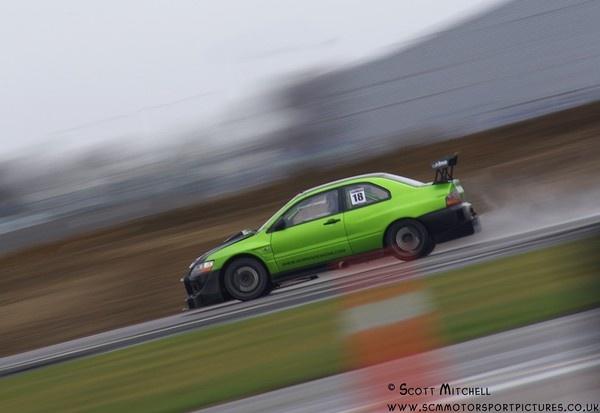 700BHP + EVO by motorsportpictures