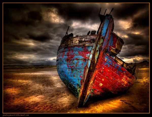Das Boat by pauldawn