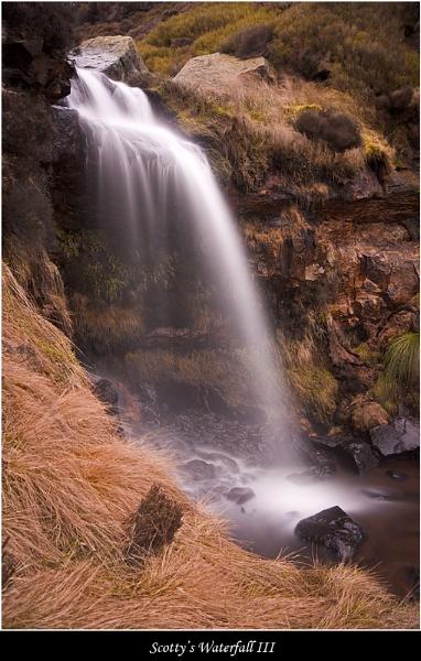 Waterfalls by DaveMead