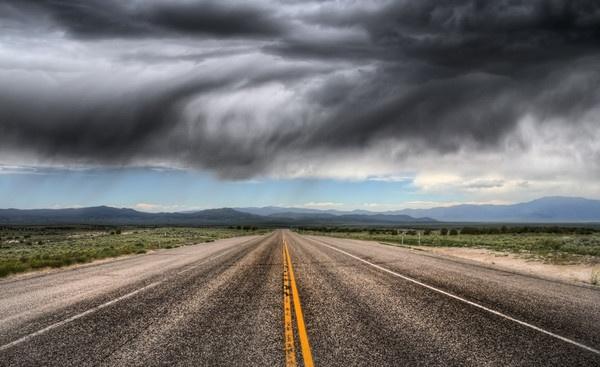 Storm Ahead by chrisyfitzuk