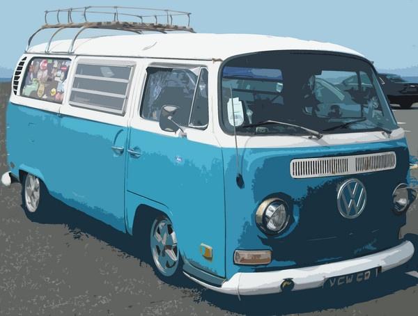 VW Campervan by lev93