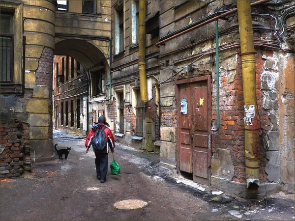 A walk to remember-2 by IgorDrankin