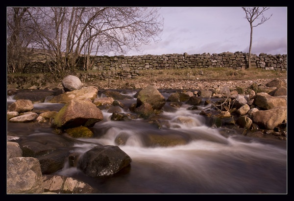 a gentle stream by andyholmes