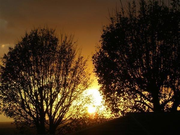 orange sunset by love_photo
