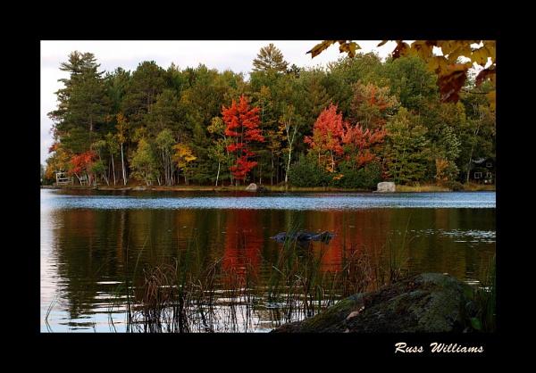 Fall in Maine by hairymonkey