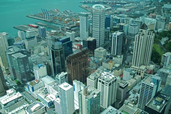 City Rise by asrobi
