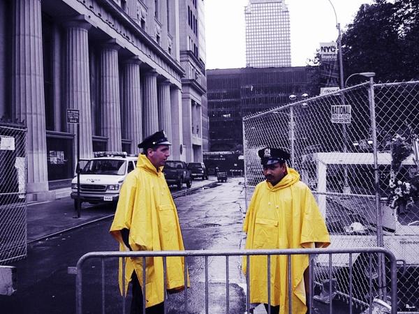 Guarding ground zero by jafergusonuk