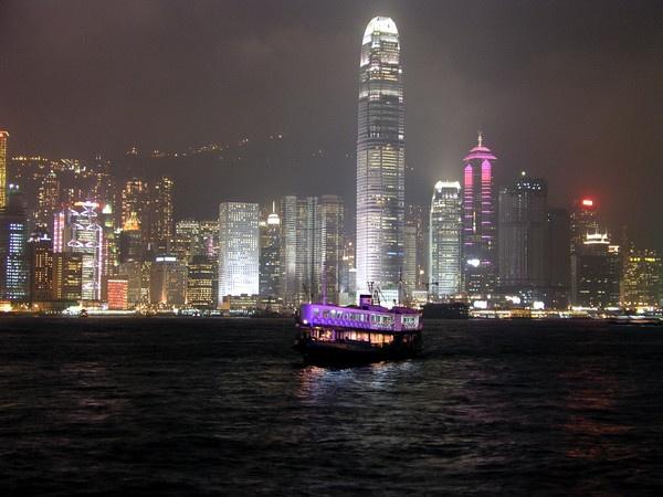 Hong Kong by StevenBest