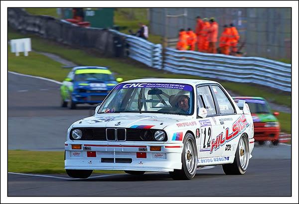 DTM BMW at Oulton Park by srh