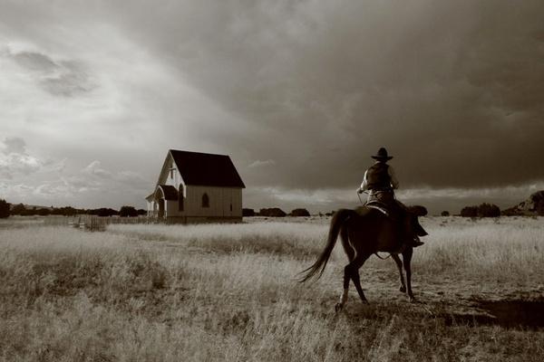 Cowboy by eslwinshot