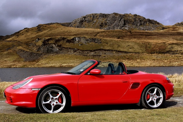 Boxster S by johnmw