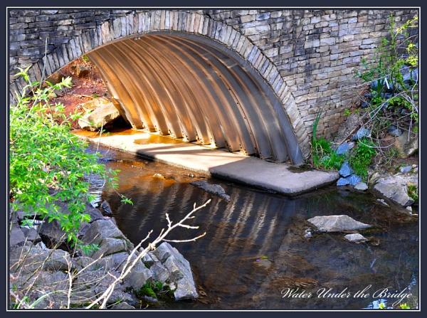 Water Under the Bridge by PeelNStick