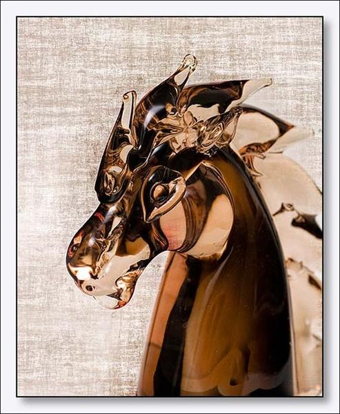 Venetian Glass by Leo