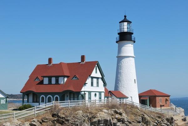 Lighthouse by Mychael