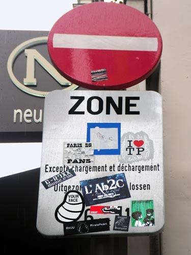 The Zone by kombizz