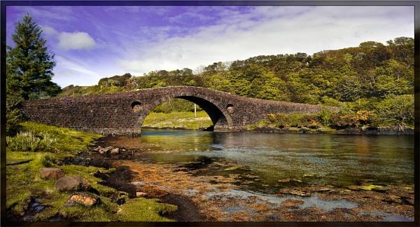 Atlantic Bridge by DavePrince