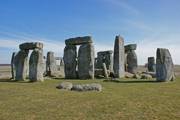 Stonehenge 3 by mark2uk