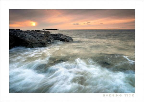 Evening tide by Alfoto