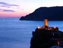 Sunset over Vernazza