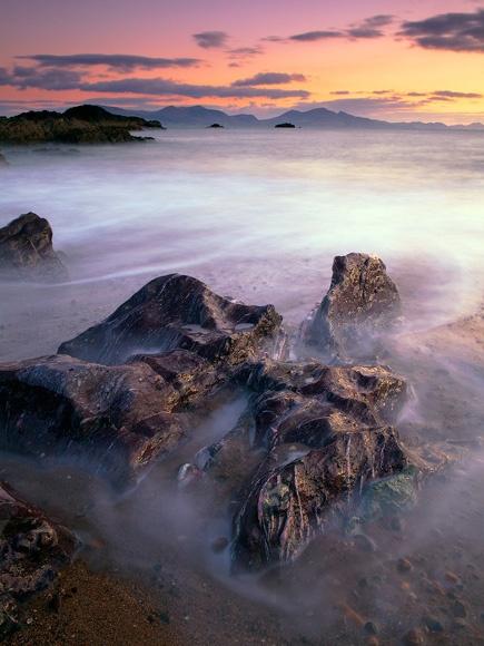 Twilight Llanddwyn by Eli_Pascall-Willis