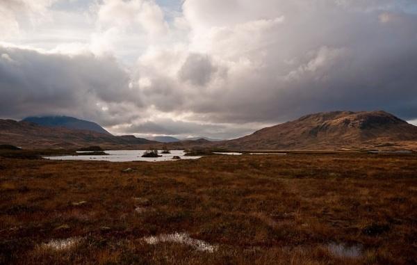 Rannoch Moor by colmar