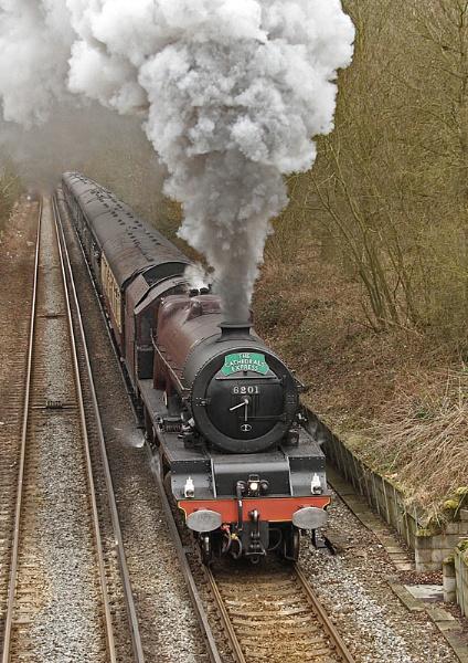 6201 Princess Elizabeth by SurreyHillsMan