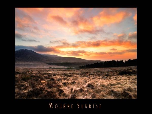 Mourne Sunrise by markey075