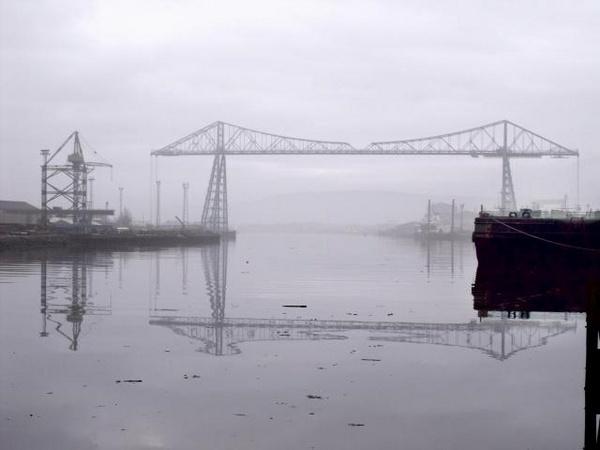 Misty Morning by 213hardy