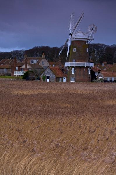 Cley Mill by alansdottir