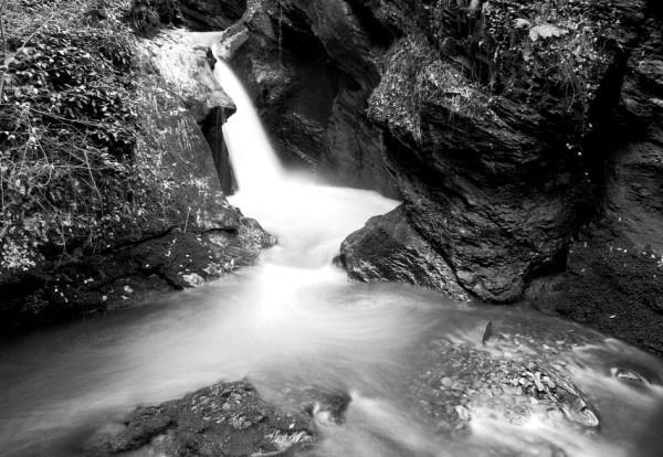 Glen Maye Waterfall by Barbara_E
