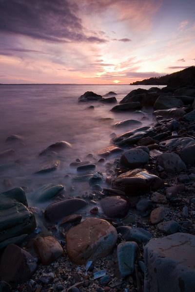Auchenlarie Sunset by Biz79