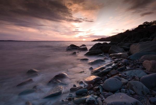 Auchenlarie Sunset 2 by Biz79