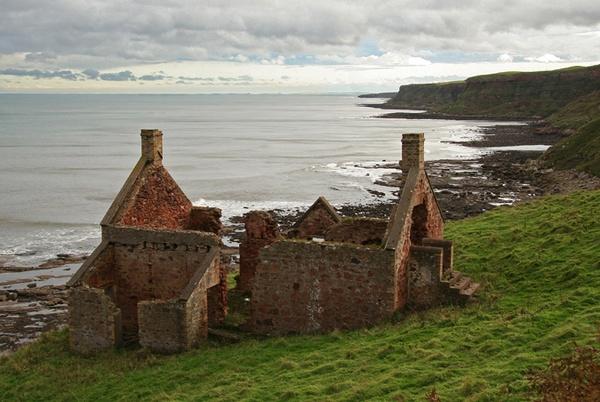 Coastal Ruin by MB63