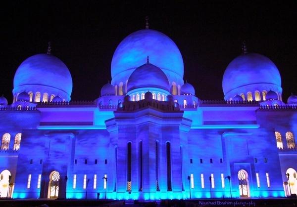 Grand Masjid- UAE- Abudhabi by naushadme