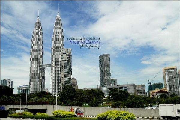 Cityscapes - Kuala Lampur- Malaysia by naushadme