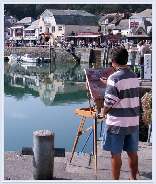 THE ARTIST by JOKEN