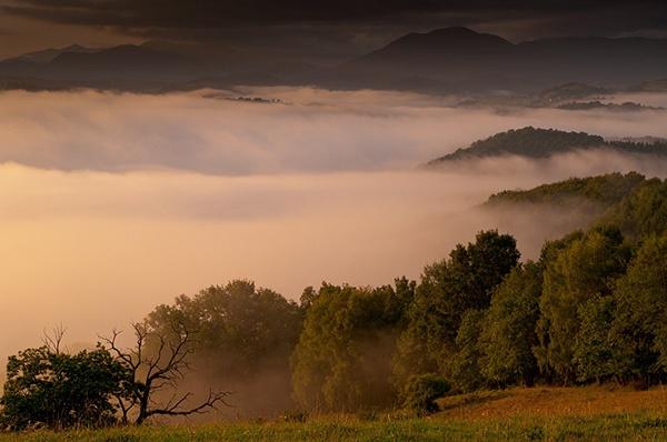French Sunrise by Escaladieu