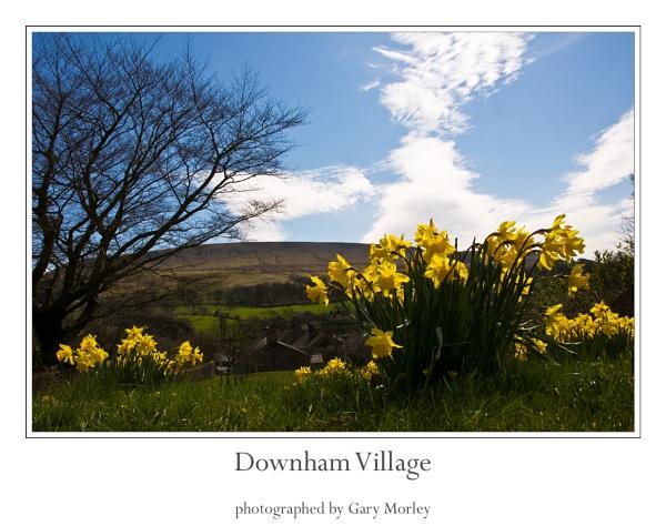 Downham Village by gmorley