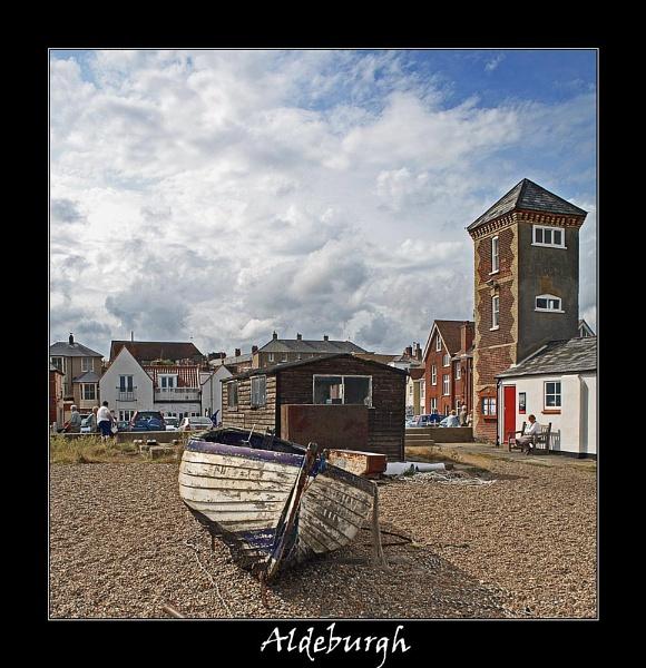 Aldeburgh by rockfish