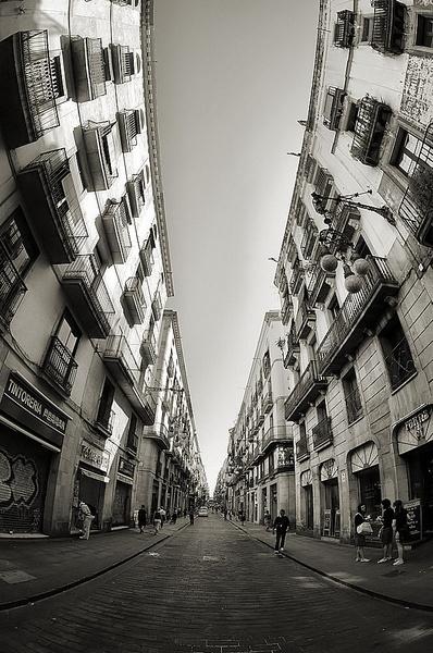 Along the street by Joao_Lopes