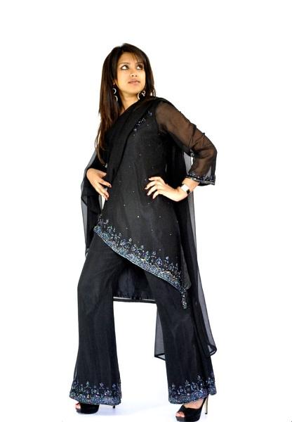 Asian Fashion by Bluebiriyani