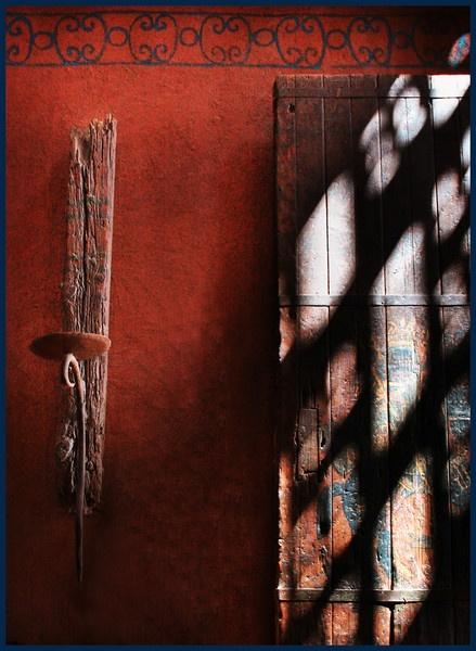 door \'n\' candelabrum by ollimar71