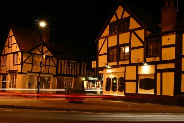 Smith St at night by chrisvannamen