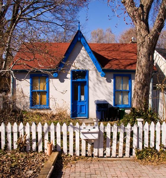 little house by chrismason