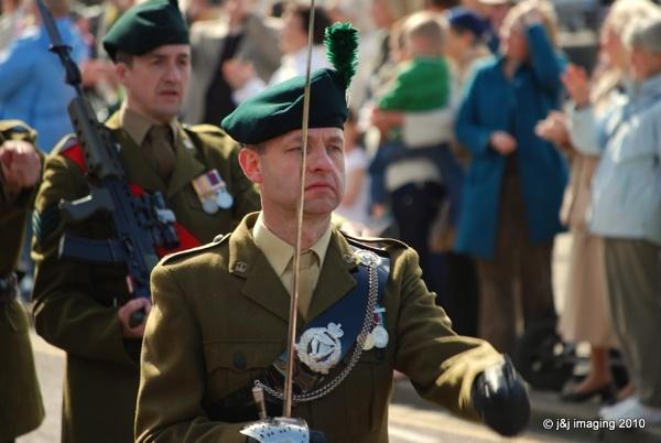 *** Royal Irish Regiment by cats_123