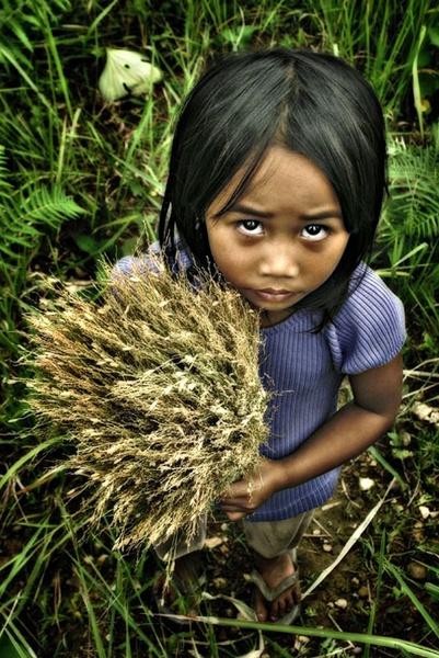 Ifugao Girl by eslwinshot