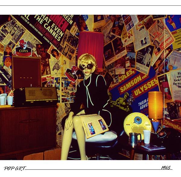 Pop Art by wyatturp