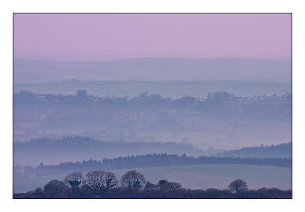 Dawn on Dartmoor by Snaphappyannie